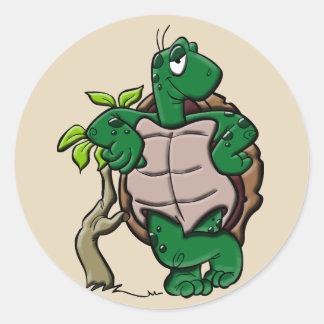 cartoon turtle stickers