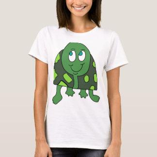 Cartoon Turtle T-Shirt