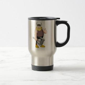 Cartoon Viking Mugs