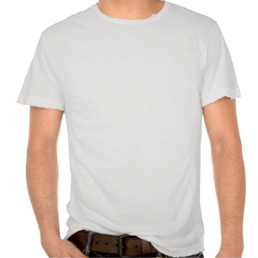 Cartoon Vitruvian Rocker T Shirts