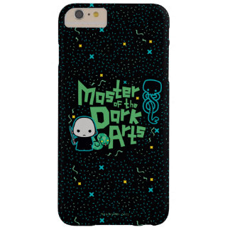 Cartoon Voldemort - Master of the Dark Arts Barely There iPhone 6 Plus Case