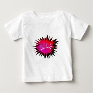 Cartoon Wham Baby T-Shirt