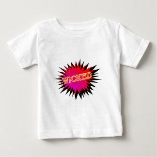 Cartoon Wicked Baby T-Shirt