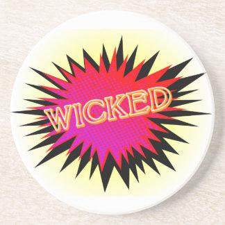 Cartoon Wicked Coaster