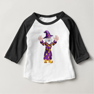 Cartoon Wizard Baby T-Shirt