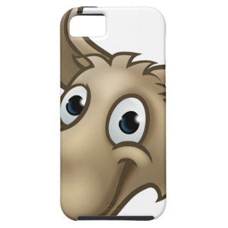 Cartoon Wolf Character Mascot Case For The iPhone 5