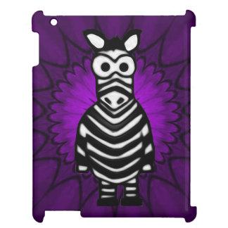 Cartoon Zebra iPad Cases