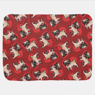 Cartoonize My Pet Buggy Blanket