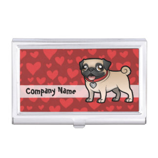 Cartoonize My Pet Case For Business Cards