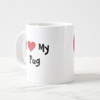 Cartoonize My Pet Jumbo Mug