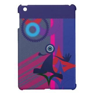 Cartoons can be fun with design iPad mini case