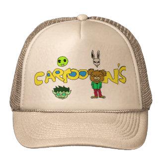 cartoon's mesh hats