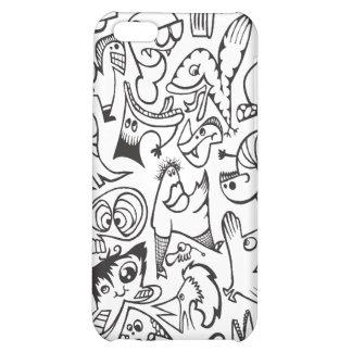 Cartoons iPhone 5C Cases