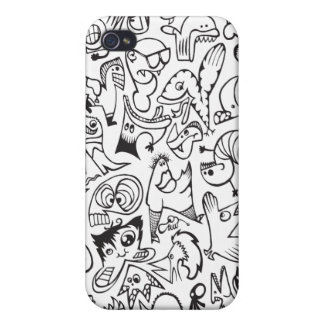 Cartoons iPhone 4 Covers