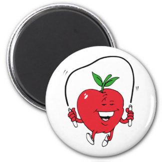 Cartton kids objects 24 refrigerator magnets