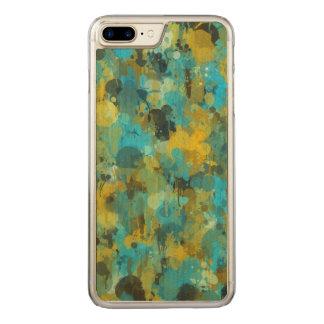 Carved iPhone 6 Plus Slim Wood Carved iPhone 8 Plus/7 Plus Case