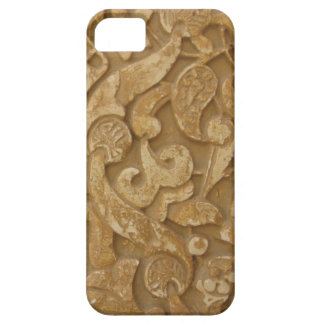 Carved Stone iPhone SE + iPhone 5/5S, Barely There iPhone 5 Case