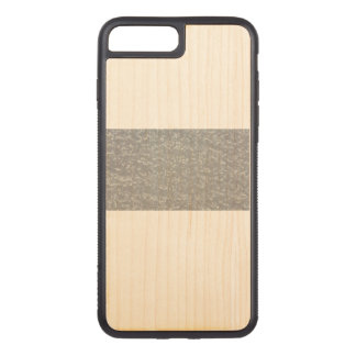 carved test carved iPhone 8 plus/7 plus case