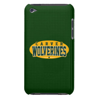Carver High School; Wolverines Barely There iPod Cases