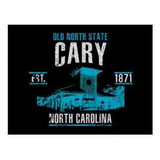 Cary Postcard