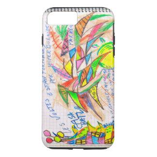 CASA BATLO-ANTONIO GAUDI-BARCELONA iPhone 8 PLUS/7 PLUS CASE