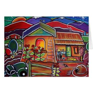 Casa De Los Abuelos Card