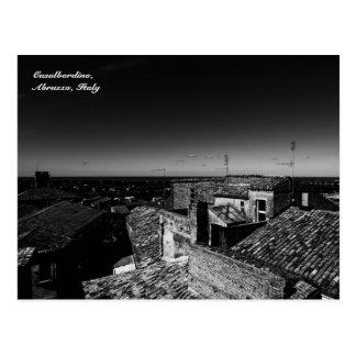 Casalbordino Horizon Postcard