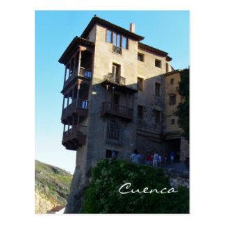 """""""Casas Colgadas"""" Cuenca  Postcard"""