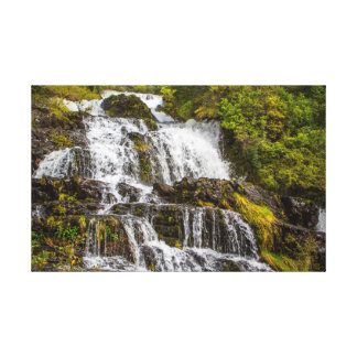 Cascada del Toro Canvas Print