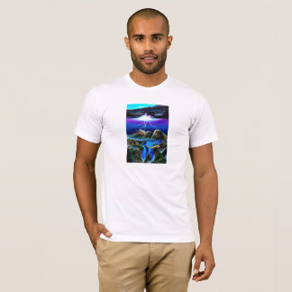 Cascade and thunderbolt T-Shirt