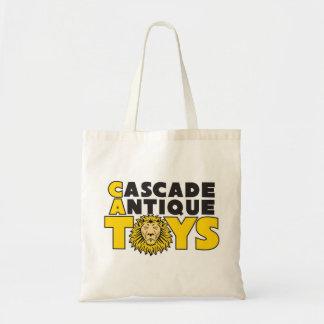 Cascade Antique Toys Tote Bag