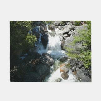 Cascade Falls at Yosemite National Park Doormat
