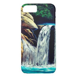 Cascade large rock iPhone 8/7 case