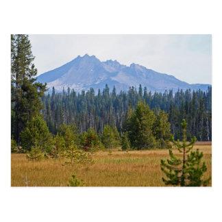 Cascade Mountains, Oregon Postcard