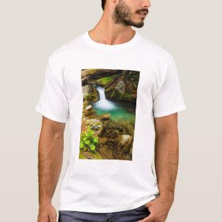 Cascade on Hare Creek, California T-Shirt