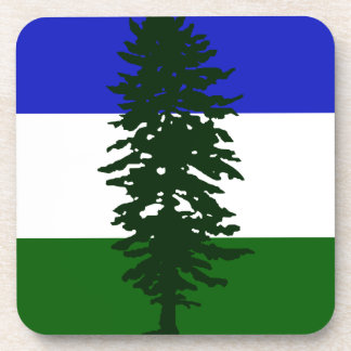 Cascadia Flag Coaster