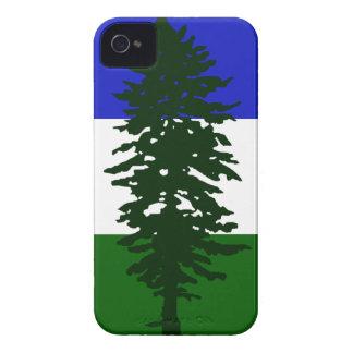 Cascadia Flag iPhone 4 Case-Mate Case