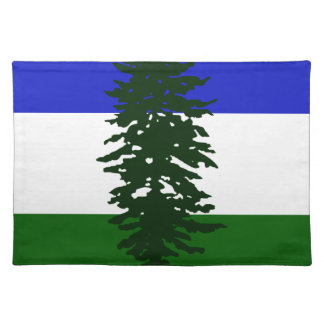 Cascadia Flag Placemat