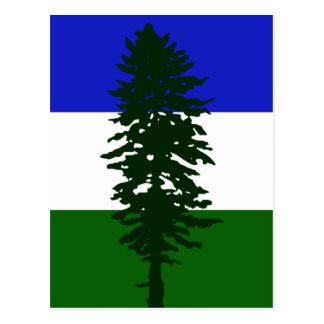Cascadia Flag Postcard