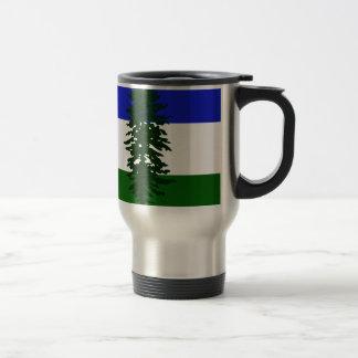 Cascadia Flag Travel Mug