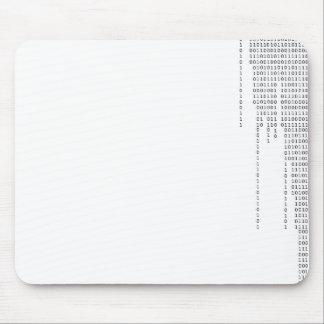 Cascading Binary Mouse Pad