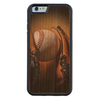Case: Baseball Season Cherry iPhone 6 Bumper Case