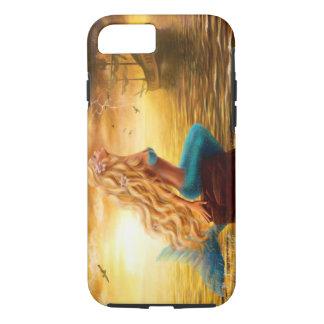 case Beautiful princess Sea Mermaid
