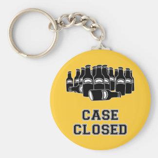 Case Closed Key Ring