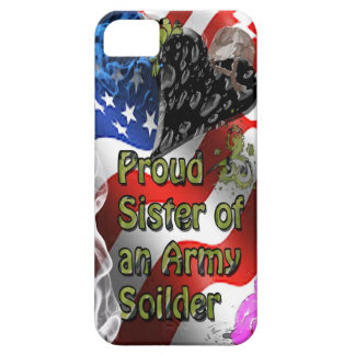 Case for a army sister! iPhone 5 cases