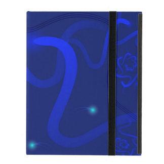 case for tablets dark blue