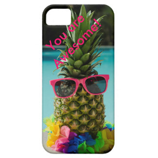 """Case """"Funny Pineapple"""""""