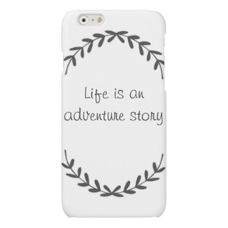"""CASE """"Life is an adventure story """""""