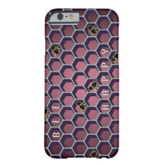 Case-Mate Barely There iPhone 6/6s Case- Bee Happy Barely There iPhone 6 Case