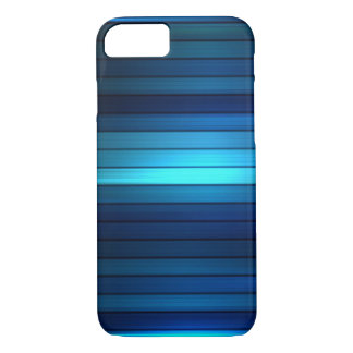 Case-Mate Barely There iPhone 7 Case/Blue Stripes iPhone 7 Case
